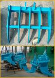 Ce y excavador de la correa eslabonada de la certificación 800kg de EPA mini para la venta