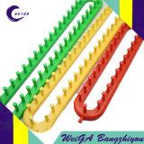 高品質カラープラスチック工場織工の異なった様式