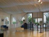 PVC壁教会イベントの玄関ひさしの結婚式装置のテント