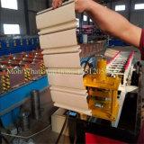 Blendenverschluss-Tür-Rolle, die Maschine bildet