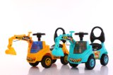 China Baby Kids Brinquedos Navvy Electric Car Truck Bulldozer Ride on Toy