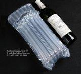 空気膨脹可能な袋、ワイン・ボトルの保護プラスチック包装