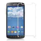 De aangemaakte Beschermer van het Scherm van de Film van de Wacht van het Scherm van het Glas voor de Actieve Melkweg van Samsung S4