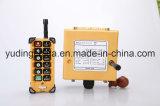 Telecomandi senza fili industriali radiofonici di F23-a++ Telecrane per la gru Using