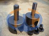 Équipement d'essai de tension hydraulique d'étalage d'ordinateur Wth-P600
