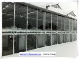 Fabrik-Preis PC Blatt-Gewächshaus mit Wasserkultursystem für Blumen