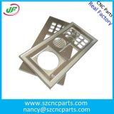 Soem-Zoll 7075 Aluminium-CNC 6061 2024, der CNC prägt /CNC dreht Teile maschinell bearbeitet