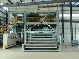 신기술 폴리프로필렌 Spunbond 비 길쌈된 직물 기계장치
