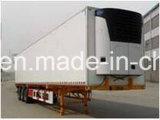 aluminium 30 톤 밴 Refrigerator Trailer