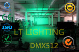 diodo emissor de luz Flood Light do poder superior de 400W DMX512 Multi-Color para Building Lighting