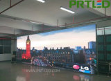 Im Freien farbenreiche LED Mietvideodarstellung der hohen Definition /Indoor-P4 mit dem 512X512mm Vorstand