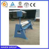 Tipo manual freno WH06-1.5X1500 de la prensa de la placa