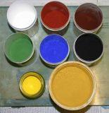 Oxyde van het Ijzer van het Pigment van de Baksteen van de betonmolen het Concrete Gele of Rode in Fabriek Henan