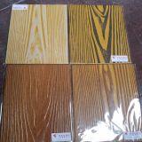 El panel de apartadero de madera estándar australiano del tablón del regazo del cemento de la fibra del grano de la marca del Ce