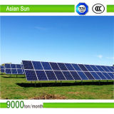 Einzeln-Mittellinie Solargleichlauf-System