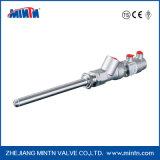 Válvula de enchimento pneumática de Mintn G3-D