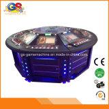 販売のための硬貨によって作動させる賭ける電子ソフトウェアのルーレット機械