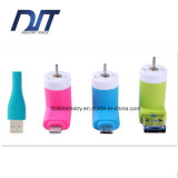 Handy-beweglicher Miniventilator USB-Notizbuch-Ventilator