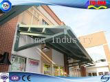 Nuevo pabellón de la estructura de acero del diseño para la venta (FLM-C-017)