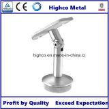 Soporte ajustable del tubo para el pasamano, la barandilla y la barandilla de cristal