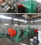 Le premier caoutchouc de qualité de hiérarchie ouvrent le moulin de mélange de deux roulis (xk-450)