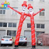 膨脹可能な広告の製品のモデル気球のおもちゃの空気空のダンサー