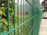 Double Wire Fence Interpon Powder Coated Any Color 2230mm X 2500mm