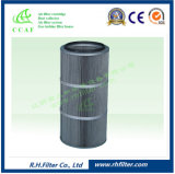 Патрон воздушного фильтра Ccaf противостатический для промышленной чистки воздуха