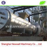 60tph Rotary tipo tres cilindro escoria de secado con carbón
