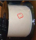 Reine umsponnene Verpackung des Weiß-PTFE