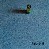 고품질 방수 대리석 보기 돌 PVC에 의하여 박판으로 만들어지는 마루