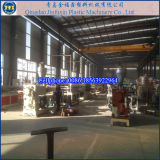 Tarjeta de la espuma del modelo de la construcción del PVC que hace la máquina