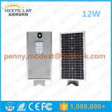 IP68 5W-120W庭のためのリモート・コントロールの統合されたLEDの太陽通りセンサーライト