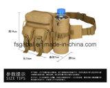 Bolso táctico de la cintura del ejército al aire libre del CS con el sostenedor de la botella de agua