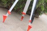 De Driepoot van het aluminium met Onderzoek van de Post van het zelf-Slot het Totale (lja10b-DL)