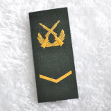Shoulders Badges DesignsのOEM Army Unit Velcro Patches Work