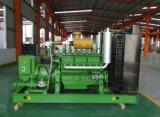 Industrielles Generator-Biogas-Generator-Set Lvhuan 200kw für die Abfall-Aufschüttung-Viehwirtschaft u. Viehbestand, die Delaction wassergekühlt für Kraftwerk züchtet