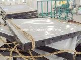 Réservoirs de stockage sectionnels composés de l'eau de GRP FRP