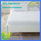 Re impermeabile Size Mattress Protector di stile Premium di Saferest