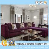 El lujo diseña los conjuntos de los muebles del dormitorio del hotel para las ventas