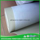 PVC homogêneo que telha a membrana impermeável para o telhado