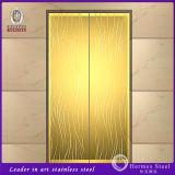 201의 304의 엘리베이터 스테인리스 장식적인 장 새로운 작풍