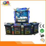 Machine de jeu de fente de casino de gros lot tirant le jeu électrique de pêche
