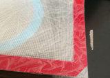 Ткань силикона, ткань силикона, ткань стеклянного волокна силикона покрытая