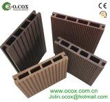 Пол Decking деревянного пластичного составного Decking напольный WPC