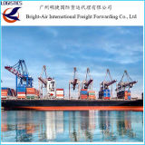 Transporte de logística de seguimento da política de transporte do navio de carga de Indonésia a Guangzhou, China
