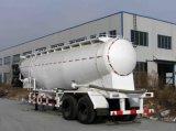 Lufeng 3 kleber-Tanker-Sattelschlepper der Wellen-65cbm Massenfür Verkauf