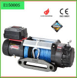 Synthetic Rope를 가진 15000lbs Electric Winch