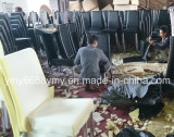 Heißes Verkaufs-Holz nachgeahmter Fahrwerkbein-Bankett-Stuhl-Gaststätte-Stuhl