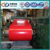Vorgestrichener galvanisierter Stahlring mit wahlweise freigestellten Farben